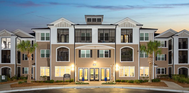 Abberly Crossing Apartment Homes